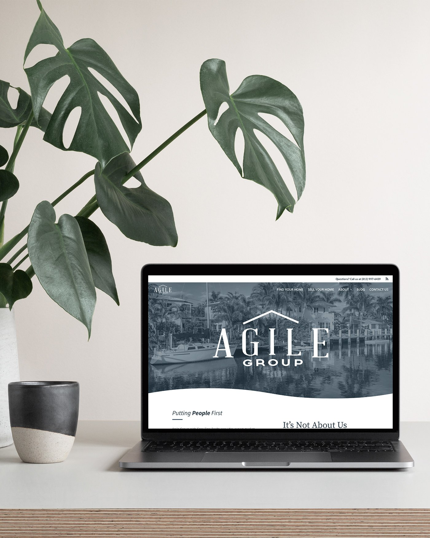 Agile-Laptop