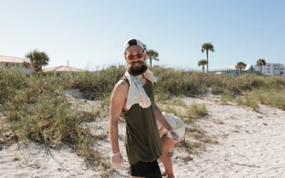 The Maintain team partnered with Keep Pinellas Beautiful for beach cleanup, and it was amazing. Here's a look at how it went.